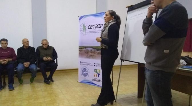 """Ciclo de Charlas """"Comunidad, turismo y museos"""""""
