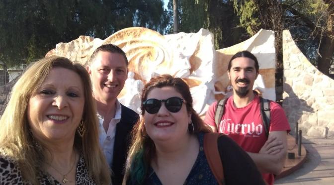 Participación en el  Congreso Internacional de Investigación en Turismo e Identidad