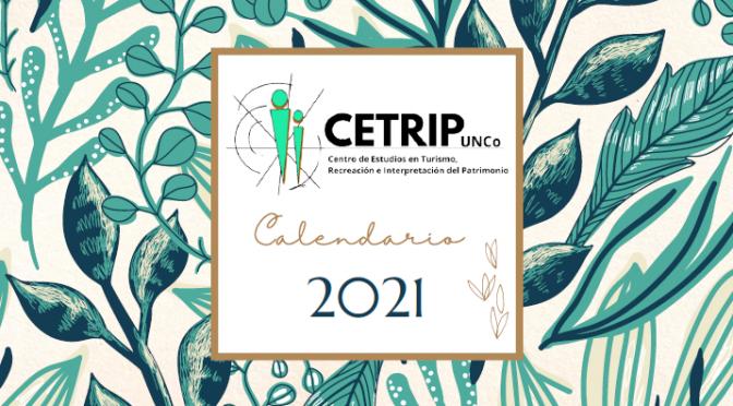 Calendario cetrip 2021