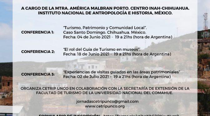 <strong>Ciclo de Conferencias 2021</strong>